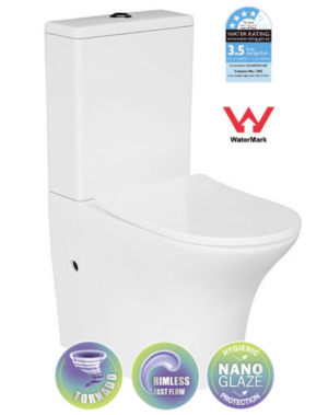 In Wall Rimless Toilet BL-102N-FST - image ttornado-300x379 on https://portellihomecentre.com.au