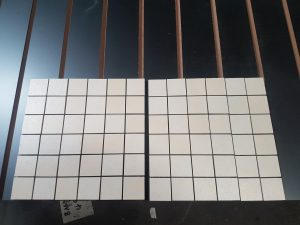 280x280x10.2mm PORCELAIN SHEETS