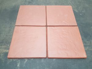 200x200mm TERRACOTTA MADE IN ITALY TILES
