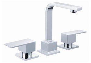 Square Handle Basin Set