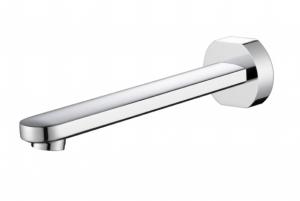 Chaser Bath Spout 200mm - Chrome