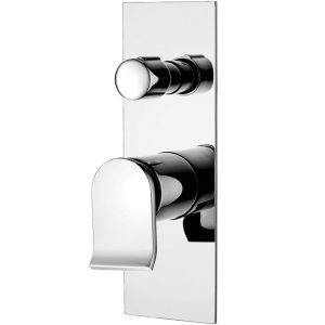 LINCOLN Wall Mixer Diverter Mixed Finish - image 224102-300x300 on https://portellihomecentre.com.au