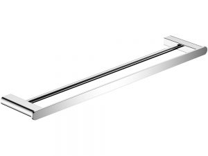 Lincoln Double Towel Rail 800mm