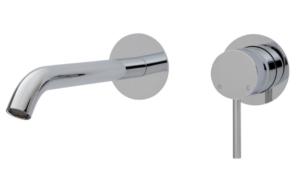 KAYA Basin Mixer - image 22-KAYA-Wall-Basin-Bath-Mixer-Set-Round-Plates-200mm-Outlet-image-300x181 on https://portellihomecentre.com.au