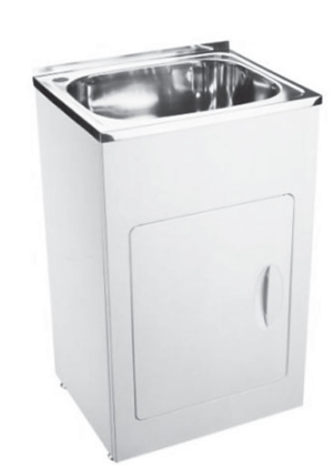 Citi UniCab™ 900 Vanity on Kickboard - image 555-laundry-tub-image-300x429 on https://portellihomecentre.com.au