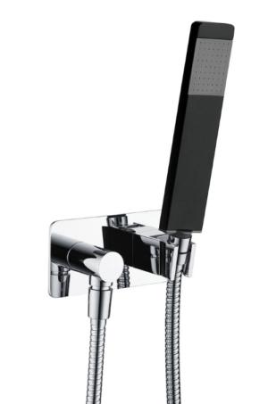 Chris Hand Shower Rose Gold / SW2-HS18 (RG) - image LINCOLN-Handheld-Shower-Mixed-Finish-300x453 on https://portellihomecentre.com.au