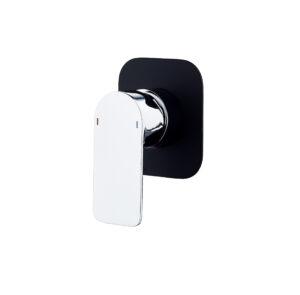 Zenon V2 - Basin Mixer - image 10-Shower-Bath-Mixer-Zenon-Black-and-Chrome-V2-300x295 on https://portellihomecentre.com.au