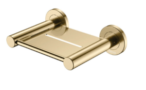KAYA Robe Hook, Urban Brass - image 115-KAYA-Soap-Shelf-Urban-Brass-300x186 on https://portellihomecentre.com.au