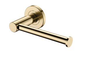 KAYA Robe Hook, Urban Brass - image 116-KAYA-Roll-Holder-Urban-Brass-300x202 on https://portellihomecentre.com.au