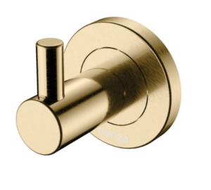 KAYA Robe Hook, Urban Brass - image 121-KAYA-Robe-Hook-Urban-Brass-300x270 on https://portellihomecentre.com.au