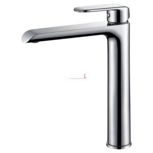 Kara Sink Mixer Chrome HYB11-101 - image 13-Kara-Highrise-Basin-Mixer-300x300 on https://portellihomecentre.com.au