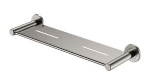 KAYA Robe Hook, Brushed Nickel - image 131-KAYA-Shower-Shelf-Brushed-Nickel-300x170 on https://portellihomecentre.com.au