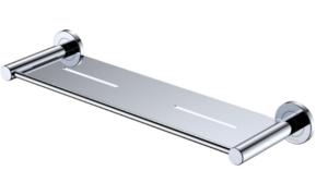 KAYA Robe Hook, Chrome - image 140-KAYA-Shower-Shelf-300x179 on https://portellihomecentre.com.au