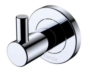KAYA Robe Hook, Chrome - image 150-KAYA-Robe-Hook-Chrome-300x241 on https://portellihomecentre.com.au