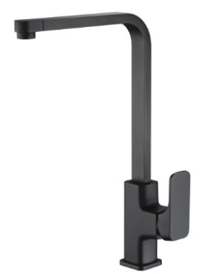Chaser Bath Spout - Black - image 35-Kitchen-Sink-Mixer-Chaser-Black-300x386 on https://portellihomecentre.com.au