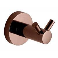 Push Plug Waste With Overflow 32mm (Rose Gold)  / PPW32-2 (RG) - image BA854-RG on https://portellihomecentre.com.au