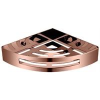 Push Plug Waste With Overflow 32mm (Rose Gold)  / PPW32-2 (RG) - image BA872-1-RG on https://portellihomecentre.com.au