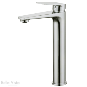 Celsior Kitchen Sink Mixer - Brushed Nickel - image BM-21-TALL-BN--300x300 on https://portellihomecentre.com.au