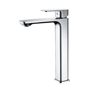 SETO HIGH RISE BASIN MIXER CHROME - image HYB66-202-4-300x300-300x300 on https://portellihomecentre.com.au