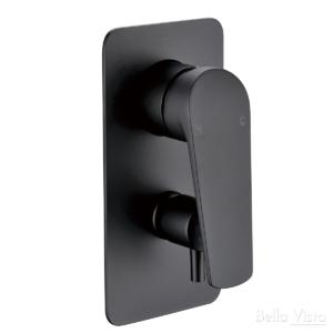 Celsior Kitchen Sink Mixer - Black - image SHM-21-DV-BLK-300x300 on https://portellihomecentre.com.au