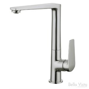 Celsior Kitchen Sink Mixer - Brushed Nickel - image SM-21-BN--300x300 on https://portellihomecentre.com.au