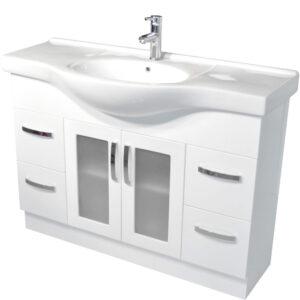 ANTONIO 600 Vanity, Solid Doors - image 120EKG-300x300 on https://portellihomecentre.com.au