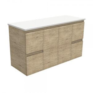 Edge Scandi Oak 600 Wall-Hung Cabinet 60S - image 120S-600x600-300x300 on https://portellihomecentre.com.au