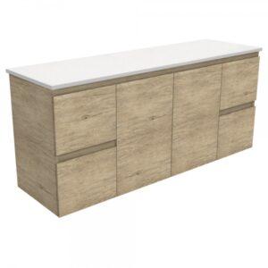 Edge Scandi Oak 600 Wall-Hung Cabinet 60S - image 150S-600x600-300x300 on https://portellihomecentre.com.au