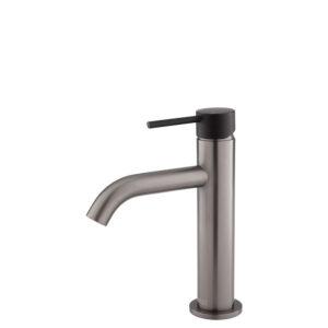 KAYA Basin Mixer, Gun Metal 228103GM - image 228103GMB-300x300 on https://portellihomecentre.com.au