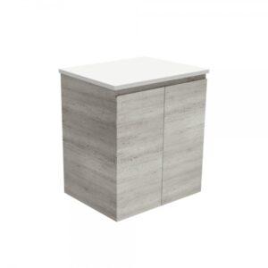 Edge Scandi Oak 600 Wall-Hung Cabinet 60S - image 60X-600x600-300x300 on https://portellihomecentre.com.au