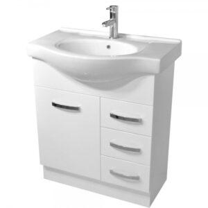 ANTONIO 600 Vanity, Solid Doors - image 75EKW-600x600-300x300 on https://portellihomecentre.com.au