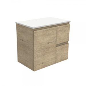 Edge Scandi Oak 600 Wall-Hung Cabinet 60S - image 75S-600x600-300x300 on https://portellihomecentre.com.au
