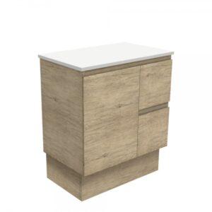 Edge Scandi Oak 600 Wall-Hung Cabinet 60S - image 75SK-600x600-300x300 on https://portellihomecentre.com.au