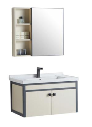 CASERTA Vanity, Basin & Shaving Cabinet Set 600mm – ACBA-2006-60 - image ASCOLI-Vanity-Shaving-Cabinet-Set-800-300x414 on https://portellihomecentre.com.au