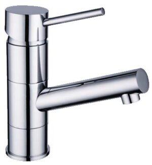 Ideal Basin Mixer Swivel  / IDB5 Chrome - image IDB5-300x326 on https://portellihomecentre.com.au