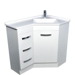 ANTONIO 600 Vanity, Solid Doors - image PC9060-300x300 on https://portellihomecentre.com.au