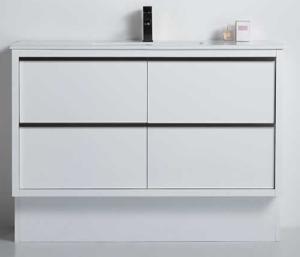 CASERTA Vanity, Basin & Shaving Cabinet Set 600mm – ACBA-2006-60 - image PERUGIA1200-300x257 on https://portellihomecentre.com.au