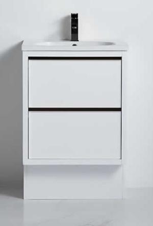 CASERTA Vanity, Basin & Shaving Cabinet Set 600mm – ACBA-2006-60 - image PERUGIA600-300x443 on https://portellihomecentre.com.au