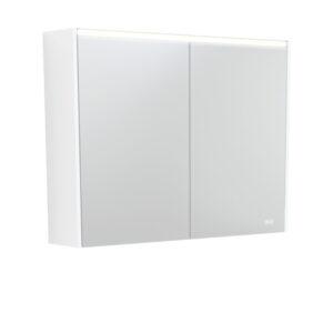 AMBER LED Shaving Cabinet RSCAM75 / 750x700 ( 4 Size options ) - image PSC900MW-LED-600x600-300x300 on https://portellihomecentre.com.au