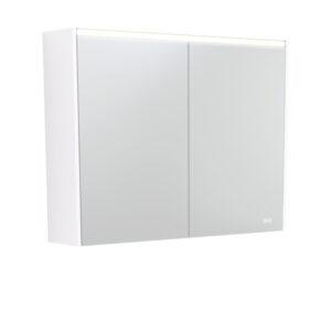 AMBER LED Shaving Cabinet RSCAM75 / 750x700 ( 4 Size options ) - image PSC900W-LED-600x600-300x300 on https://portellihomecentre.com.au
