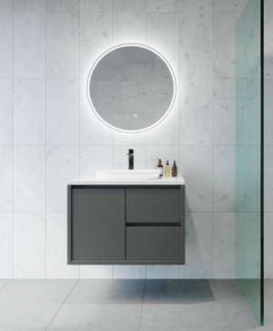 GATSBY LED Wall Mirror RGA45 / 450 x 900 - image SPHERE-DEMISTER-300x363 on https://portellihomecentre.com.au
