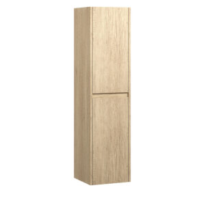 EDGE Scandi Oak Wall-Hung Tallboy - image TB14S-300x300 on https://portellihomecentre.com.au