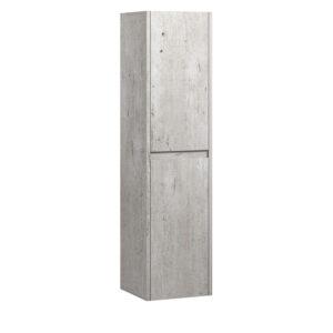EDGE Scandi Oak Wall-Hung Tallboy - image TB14X-300x300 on https://portellihomecentre.com.au