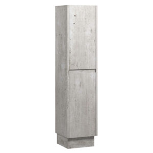 EDGE Scandi Oak Wall-Hung Tallboy - image TB14XK-300x300 on https://portellihomecentre.com.au