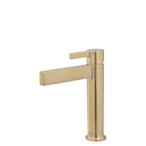 Sansa Basin Mixer, Urban Brass 229103UB - image 229103UB-300x300 on https://portellihomecentre.com.au