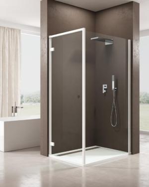 Kubix Door 900×900 KUD90C Chrome ( 7 Size Options) & (2 colour Options) - image Kubix-Door-300x376 on https://portellihomecentre.com.au