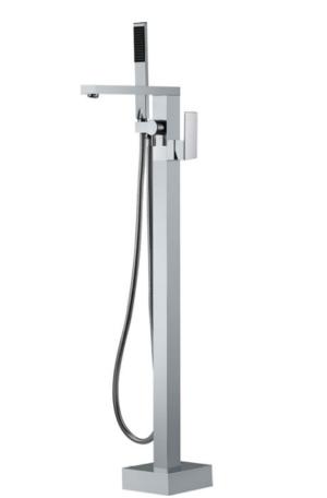 Hustle Matte Black Floor Mounted Bath Outlet SP8016MB - image jet-217113-300x456 on https://portellihomecentre.com.au