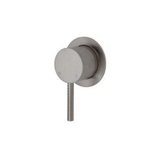 Axle Basin Mixer, Brushed Nickel231103BN - image 231101BN-300x325 on https://portellihomecentre.com.au