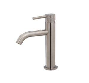 Axle Basin Mixer, Brushed Nickel231103BN - image 231103BN-300x280 on https://portellihomecentre.com.au
