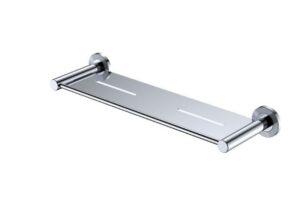 Axle 900mm Double Towel Rail, Chrome83108 - image 83107-300x214 on https://portellihomecentre.com.au